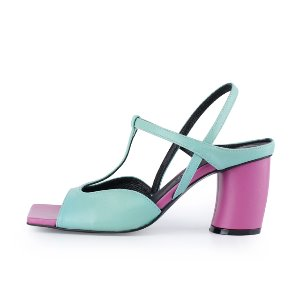 T Strap Wave Sandals / CG1040MIPU